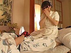 【エロ動画】某温泉旅館 センズリを見る按摩師たち4のエロ画像