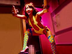【エロ動画】キチ●イチンポハンターのエロ画像