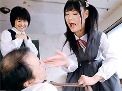 【大島優子】激似AV女優:よいこのビンタ