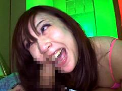 【エロ動画】キチ●イチンポハンター3のエロ画像