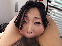 篠田ゆう:回避不能イラマチオ