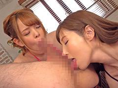 【エロ動画】至福のアナル舐めフェラのエロ画像