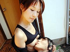 お母さんの介護 フェラ2