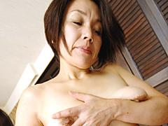 【エロ動画】お母さんの自慰行為3の人妻・熟女エロ画像