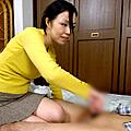 お母さんの介護 手コキ10