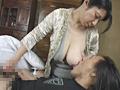 お母さんの授乳と手コキ