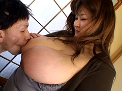【エロ動画】お母さんとの情事8 〜セックス・フェラ・手コキ〜の人妻・熟女エロ画像