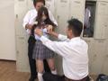 衝撃!極悪教師の女子校生中出し映像4時間