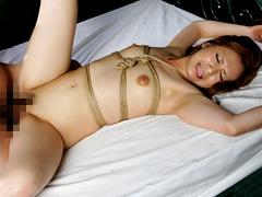 【エロ動画】SM調教志願の変態キャバ嬢、被虐の目覚め! 愛23才のエロ画像