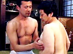 【エロ動画】モノホン!?近親相姦のエロ画像