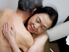 クンニ動画|密着ドキュメント! ある老夫婦のSEXと幸福3