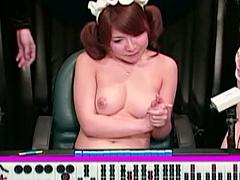 美人雀士の脱衣マージャン 2009年早春 濃縮版