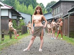 全裸美女しかいない村