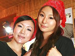 ヤラせてくれる韓国人母娘がいるホルモン屋2