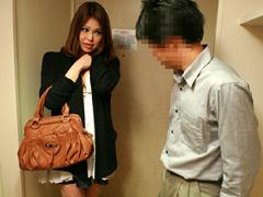 【エロ動画】同じ職場の人妻がデリヘルで働いているのを発見した俺2の人妻・熟女エロ画像