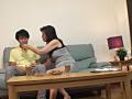 嫁の母親が卑猥な腰つきでメスの匂いをさせるので 11