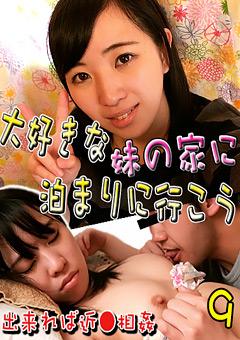 「大好きな妹の家に泊まりに行こう(9)~出来れば近●相姦」のパッケージ画像
