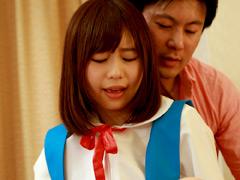 【エロ動画】声優スクールの前でナンパすればロリ系娘とSEXできるのエロ画像