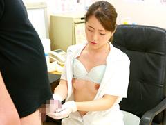 【エロ動画】美人の先生がいる皮膚科に行ってヌイてもらいたい6のエロ画像