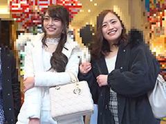 【エロ動画】大阪の街で見かけた関西弁が可愛すぎる女の子2