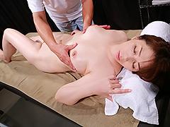 【エロ動画】五十路熟女を性感マッサージで心ゆくまでイカせてみた4のエロ画像
