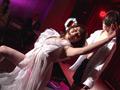 素人・AV人気企画・女子校生・ギャル サンプル動画:お父さん達に捧ぐ!生ストリップショー最前線4 完全版