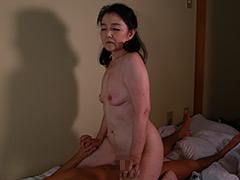 浅草でキレイなお婆ちゃんをナンパして旅館で中●しSEX