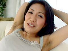 もっと愛して…ワキ毛淫熟女 名取美知子 36歳 Fカップ