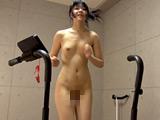汗だく素人娘 全裸でRUN! Vol.1 【DUGA】
