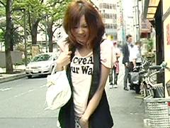 【エロ動画】素人ナンパ リモバイ着けられてスイッチON! - 素人むすめ動画あだると