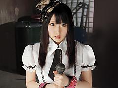 【エロ動画】僕だけのセンター 尾野真知子のエロ画像