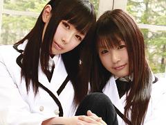 DUGA - 美少女レズビアン 初恋 尾野真知子 つぼみ