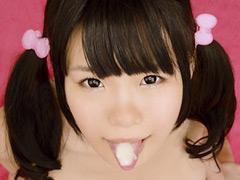 【エロ動画】白いごちそう 佐藤ありすのエロ画像