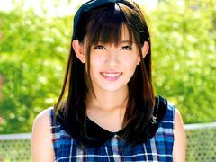 【エロ動画】初めて尽くしのAVデビュー 仙道成美 18歳のエロ画像