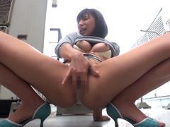 【エロ動画】何度も激イキする12人の自画撮り 淫乱人妻オナニー3のエロ画像