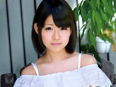 【エロ動画】天使のオマ○コ 美少女 AVデビュー 小波風(18歳)のエロ画像