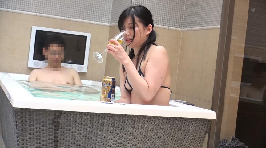 同じ会社の男女モニタリング 新人女子社員と混浴!