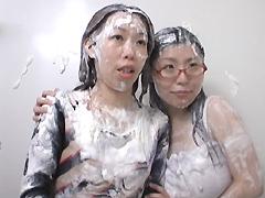 女だらけのパイ投げ大会21 取材編