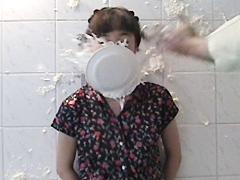 女だらけのパイ投げ大会 総集編1