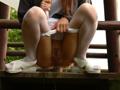 [露出動画]天使のいけない露出排泄 美咲純-画像3