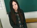 黒髪女学生のローター失禁 1