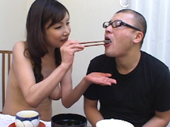 【エロ動画】裸の母 仁科さゆりのエロ画像