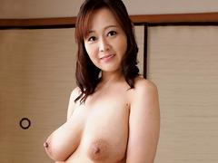 【エロ動画】はだかの主婦 墨田区在住 藤谷真理(44)の人妻・熟女エロ画像