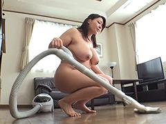 杏美月:はだかの主婦 江東区在住 杏美月(30)