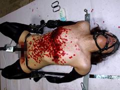 【エロ動画】プライベート革拘束シリーズ#18のエロ画像