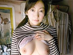 【エロ動画】素人四畳半生中出し38 人妻 莉子 39歳のエロ画像