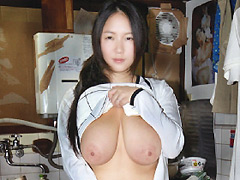 【エロ動画】素人四畳半生中出し30 人妻 洋子 34歳のエロ画像