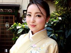 【エロ動画】「お父上、ごめんなさい…。」 池上桜子さん 28歳のエロ画像