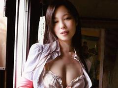 【エロ動画】素人四畳半生中出し160 若妻 みさき 27歳のエロ画像