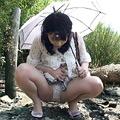 熟女・人妻・若妻・新妻・無修正・サンプル動画:【BBA】野外なのに発情してしまったむっちり熟女たち